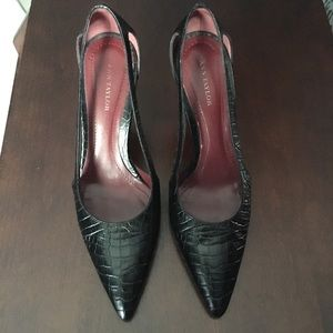 Ann Taylor leather shoes